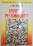EMPATIE SI PERSONALITATE de STROE MARCUS , 1997
