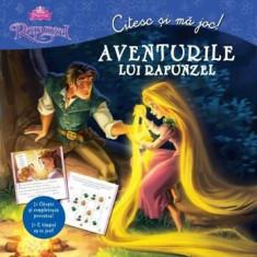 Citesc si ma joc. Aventurile lui Rapunzel/***