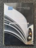 MANUAL DE POLITICI PUBLICE - Profiroiu, Iorga
