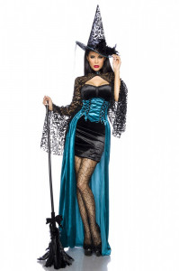 Costum Vrajitoare, Halloween