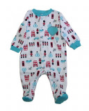 Salopeta / Pijama bebe cu desene Z69