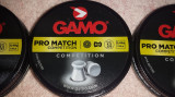 1500 ALICE PELETE CALIBRUL 177 ( 4.5 MM ) PRO MATCH COMPETITION ( CAP PLAT )