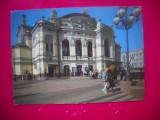 HOPCT  45232 TEATRUL DE OPERA SI BALET TARAS SHEVCHENKO-KIEV UCRAINA-NECIRCULATA, Printata