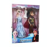 Cumpara ieftin Papusa Elsa, Anna si Olaf Frozen 2