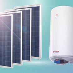 Sistem Fotovoltaic Complet Pentru Apa Calda Menajera 2-3 persoane