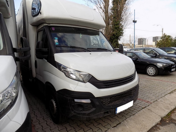 IVECO Daily 35S15 cabina simpla, 150CP, an 2018