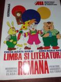 LIMBA SI LITERATURA ROMANA  CLASA I  EMESE MARTA MAKAI, Clasa 1, Limba Romana