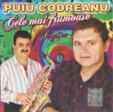 CD Puiu Codreanu, Doru Țăranu – Cele Mai Frumoase Șlagăre, original