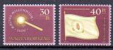 UNGARIA 2000, Drapel, sceptru, serie neuzata, MNH
