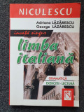 INVATA SINGUR LIMBA ITALIANA PRIN GRAMATICA SI EXERCITII - Lazarescu