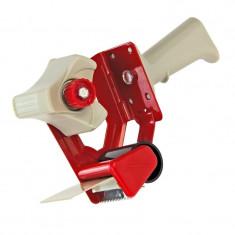 Dispenser banda adeziva DHAR140 Dema DEMA80261, 50 mm foto