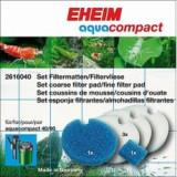 Cartuș filtrant Eheim Aquacompact