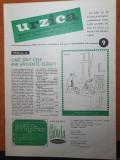 Revista urzica 15 septembrie 1976 - revista de satira si umor