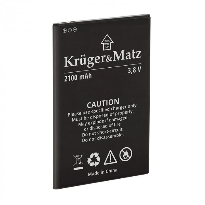 Baterie originala telefon Kruger & Matz Flow 4/4S, 2100 mAh