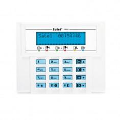 Tastatura LCD pentru centralele Versa 5 Satel, lumina fundal
