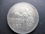 ROMANIA 100.000 LEI 1946. Argint (11)
