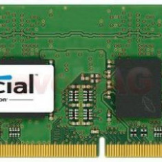 Memorie Laptop Crucial SO-DIMM DDR4, 1x16GB, 2400MHz, CL17, 1.2V