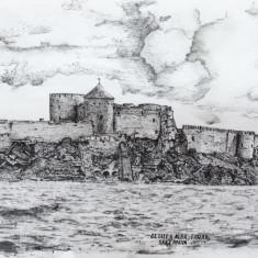 Alexandru Ursu-Bukowina - Cetatea Albă de la limanul Nistru a lui Ștefan cel Ma