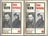 Lev Tolstoi - Anna Karenina, 2 volume, E.L.U., 1968