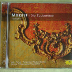 MOZART - Highlights - C D Original ca NOU, CD