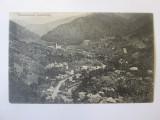 Carte postala circulata 1908 Rusca Montană(Caras-Severin),timbru Carol I Calafat, Fotografie