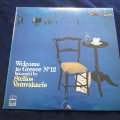 Stelios Vamvakaris - Welcome To Greece N.12 _ vinyl,LP _Margophone (1980,Grecia)