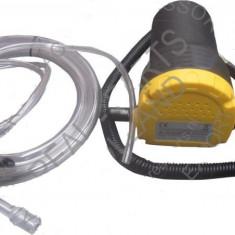 Pompa scos ulei electrica 12V, debit 250 litri pe ora