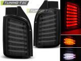 Stopuri LED compatibile cu VW T5 04.03-09 / 10-15 Fumuriu LED TRANSPORTER