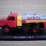 Macheta IFA S4000-1 SW 7 Minol Tankwagen (1959) 1:43 Norev
