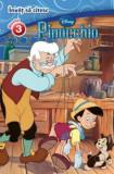 Cumpara ieftin Invat sa citesc. Nivelul 3. Pinocchio/***