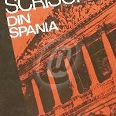Scrisori din Spania