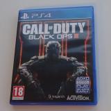 Joc CD DVD original Sony PS 4 Playstation 4 Call of Duty Black Ops 3 - actiune, Shooting, Toate varstele, Multiplayer