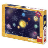 Puzzle - Sistemul solar (300 piese) PlayLearn Toys