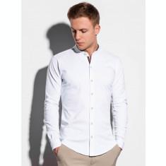 Camasa premium barbati K542 - alb