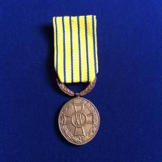 DECORATIE - MEDALIE - SEMNUL ONORIFIC IN SERVICIUL ARMATEI  XV - SUBOFITERI