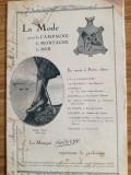 Cumpara ieftin Caiet sală Comedia franceză, 1920, semnăt Reginei Maria și referire la Elisabeta
