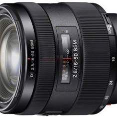 Obiectiv Foto Sony de 16-50mm, f2.8, SSM