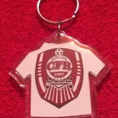 Breloc fotbal - CFR 1907 CLUJ (Liga Campionilor 2008)