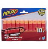 Cumpara ieftin Nerf Munitie Mega 10 Proiectile