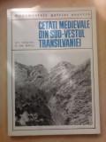Cetati medievale din sud-vestul Transilvaniei - GH. ANGHEL si ION BERCIU