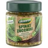 Pasta de Legume cu Spanac si Zucchini Bio 120 grame Dennree Cod: 4021851420386