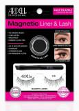 Gene False Magnetice Ardell 110 + Eyeliner gel