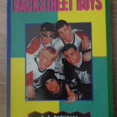 BACKSTREET BOYS - K.S RODRIGUEZ