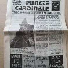 puncte cardinale iunie 1993-ziar legionar,moartea lui horia sima in exil