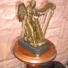statueta bronz-inger