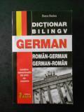 DIANA BADEA - DICTIONAR BILINGV ROMAN-GERMAN GERMAN-ROMAN