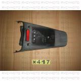 Carena plastic caroserie Suport numar spate si aripa Honda @ Nes Chiocciola 125 150cc 2000 - 2004