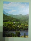Caciulata-Valea Oltului-vedere circulata 1975