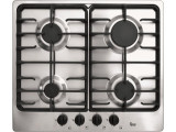 Plita gaz incorporabila Teka EG 60 4G AI AL CI 4 arzatoare gratare fonta inox