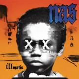 NAS Illmatic XX LP remaster 2014 (vinyl)